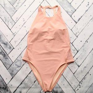LA Hearts Adobe One Piece Swimsuit